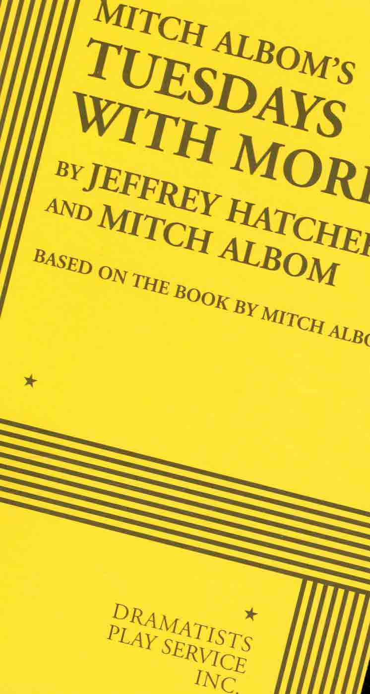 Mitch Albom's Tuesdays with Morrie By Hatcher, Jeffrey/ Albom, Mitch